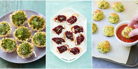15 easy healthy appetizers best recipes for party appetizer ideas treat your guests to these starters and hor doeuvres that pack flavornot calories here youll find light and easy recipes for parties family gatherings forumfinder Images