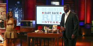 "Al ""Bubba"" Baker on Shark Tank"