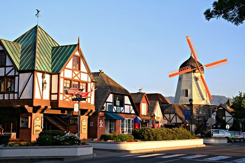 California S Best Small Towns