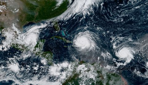 Tropical cyclone, Cyclone, Earth, Atmosphere, Storm, Space, World, Aerial photography, Wave, Geological phenomenon,