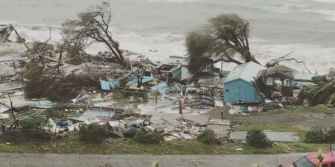 Residential area, Tsunami, Geological phenomenon, Event, Suburb, Pollution, Earthquake, Waste, Home, House,