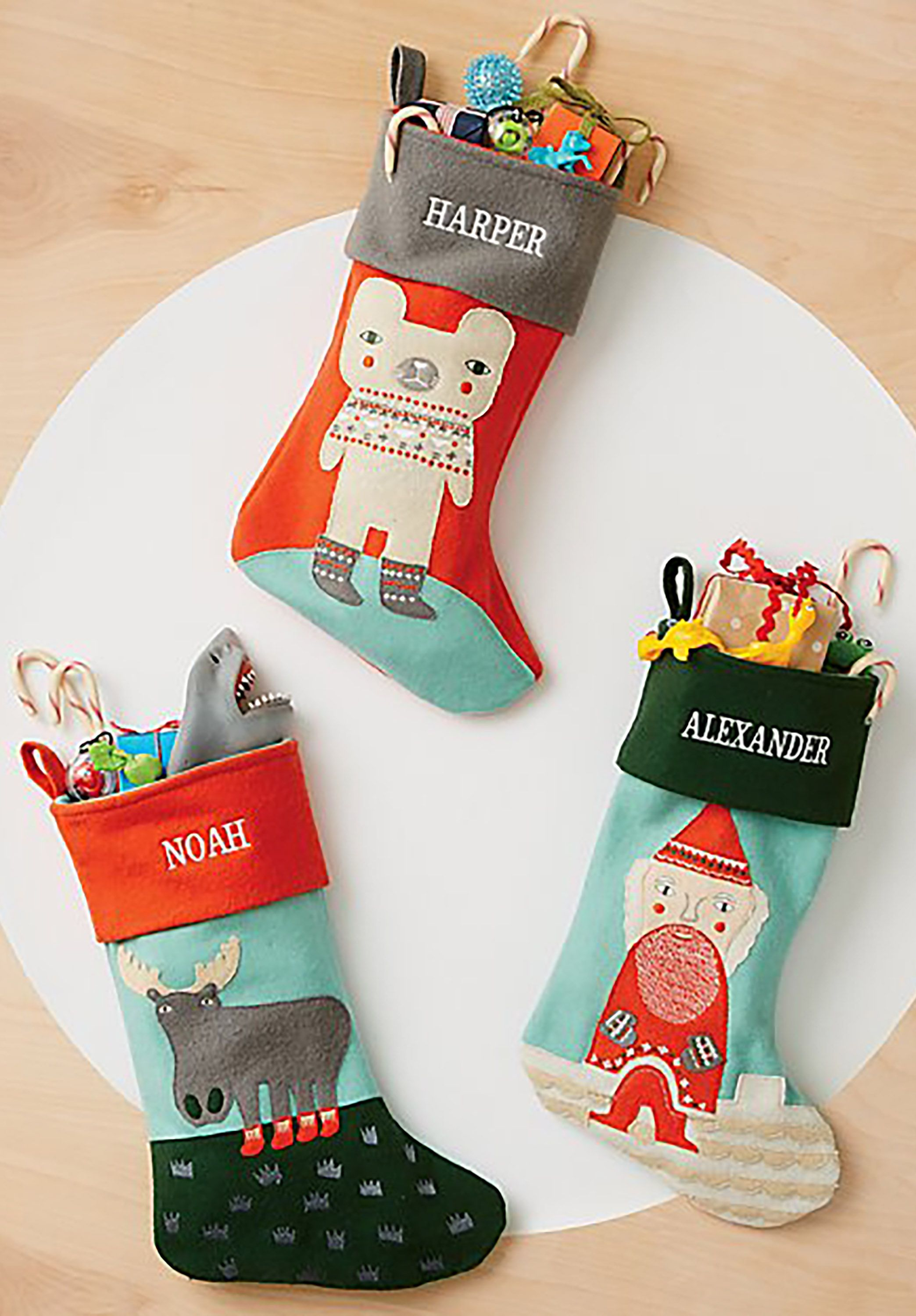 make stocking ideas awesome decoration alluring holders fireplace perfect decor with