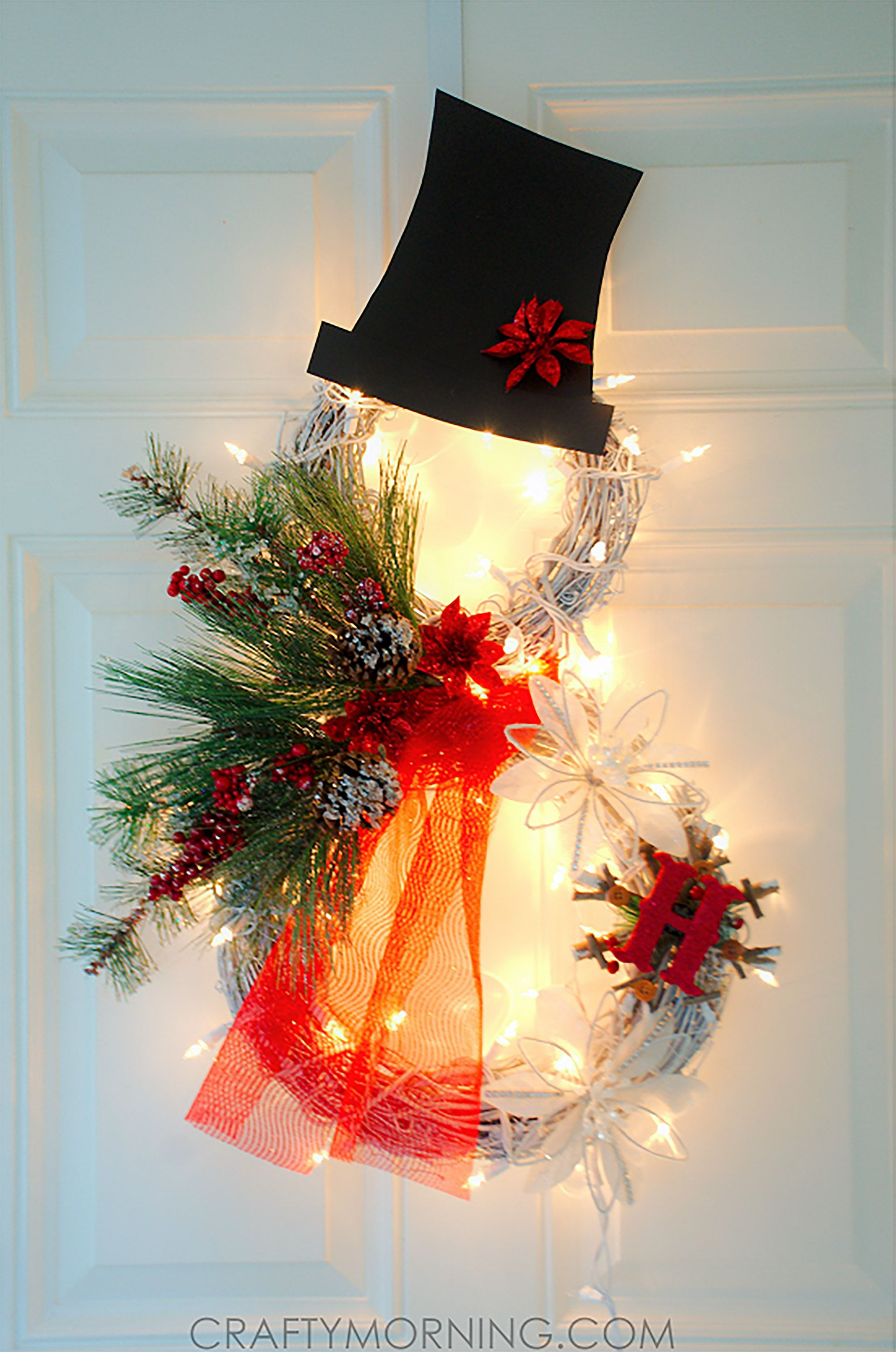 39 Easy Christmas Crafts for Adults to Make - DIY Ideas for Holiday ...