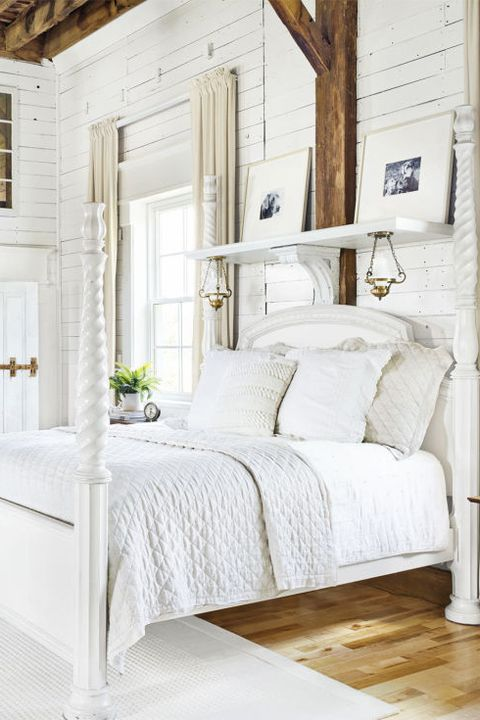 Cozy Bedroom Ideas White