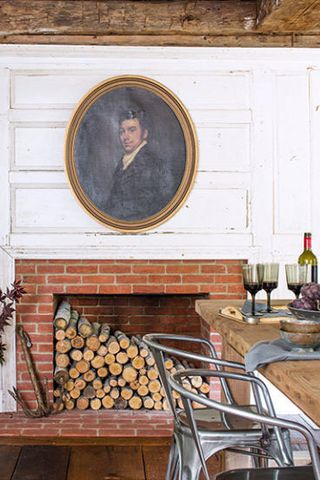 Why You Should Never Store Firewood Indoors No Matter How Cute It