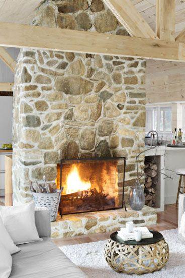 40 Fireplace Design Ideas