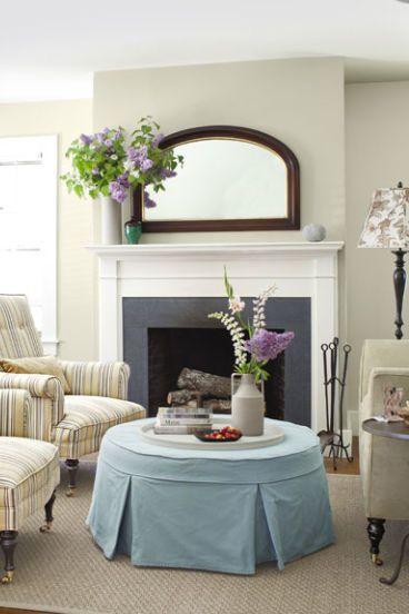 40+ Fireplace Design Ideas - Fireplace Mantel Decorating Ideas