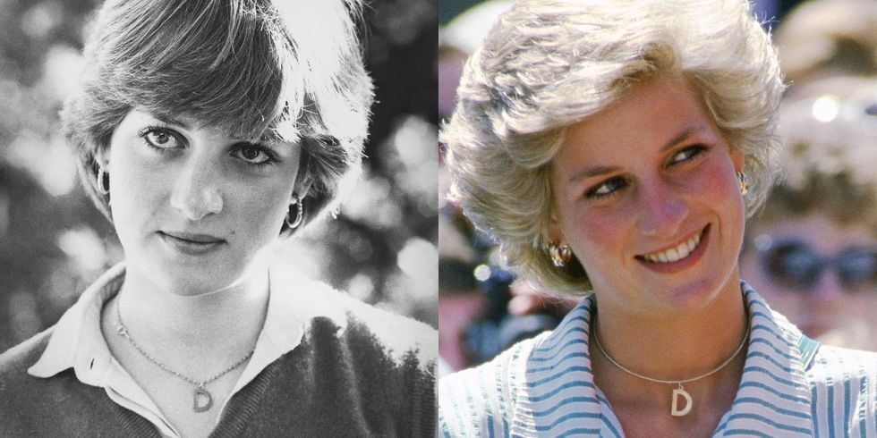 ... Putri Diana meminta gaya rambut itu ketika perjalanan ke Afrika.  (hearstapps.com) 168453c29a