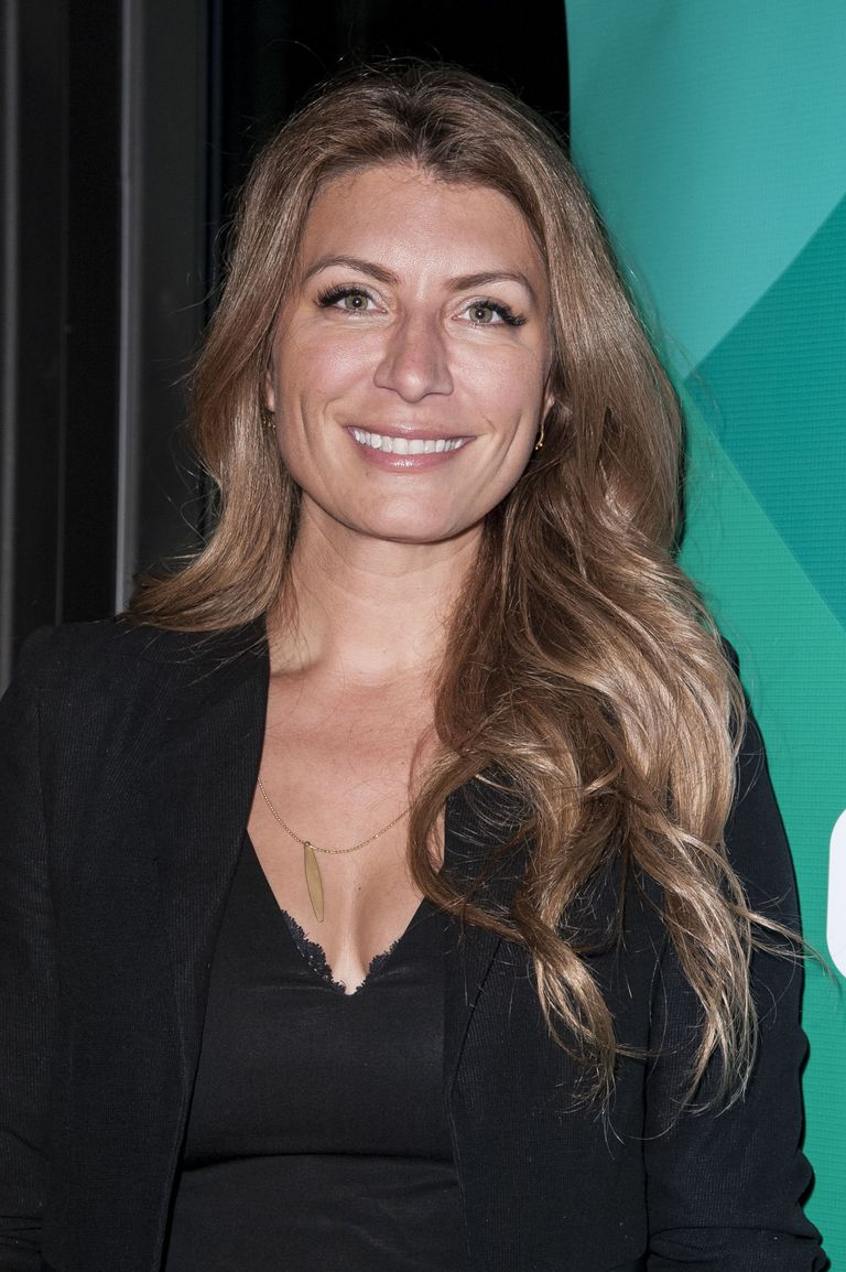 Interior Designer And Host Genevieve Gorder Of TLCs Trading Spaces