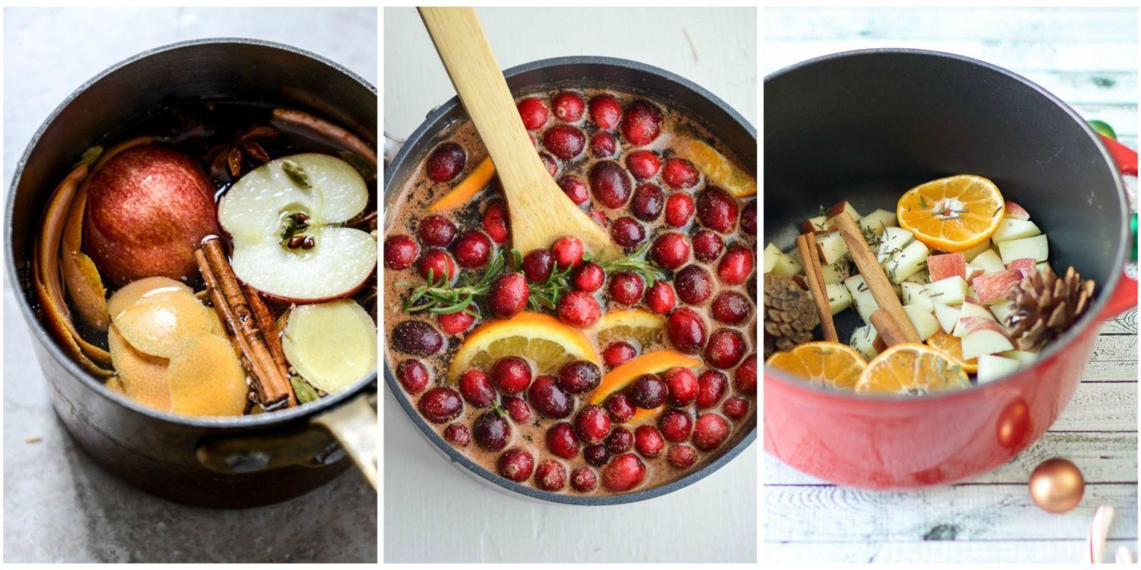 10 Homemade Stovetop Potpourri Recipes How To Make Simmering Potpourri