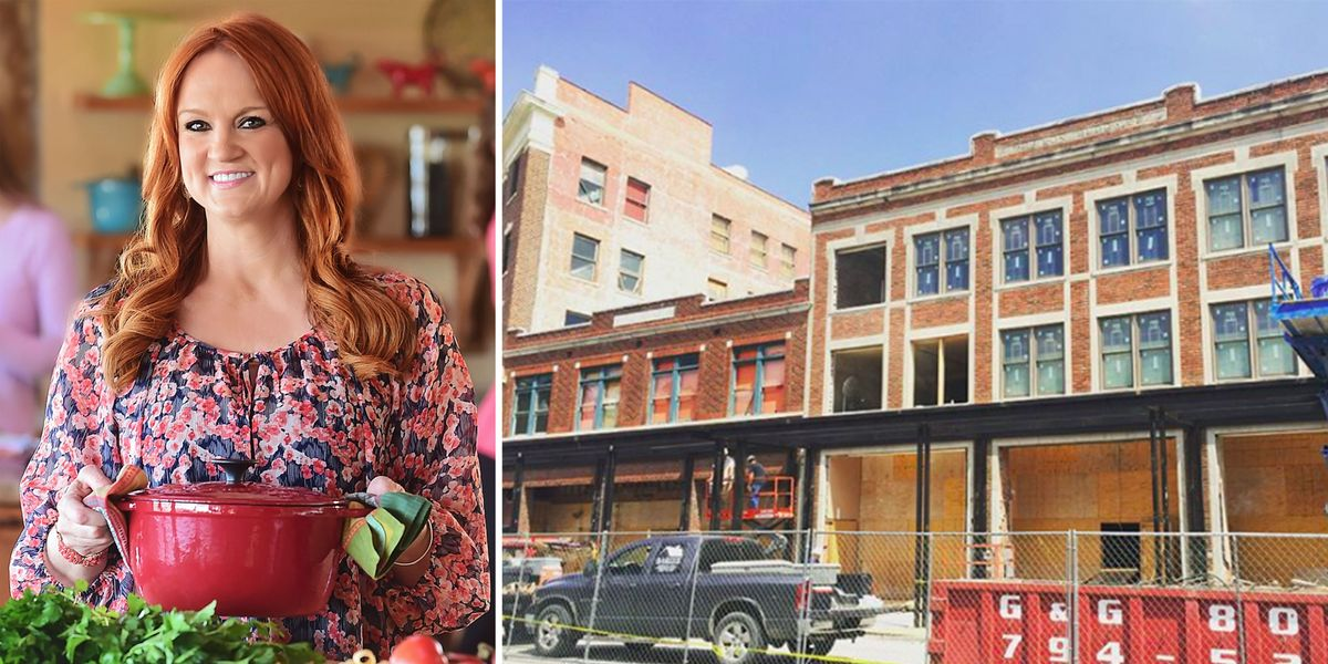 10 pioneer woman hotel details ree drummond opening 39 the boarding house 39. Black Bedroom Furniture Sets. Home Design Ideas