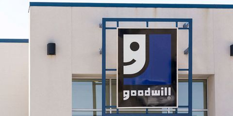 Goodwill concept store