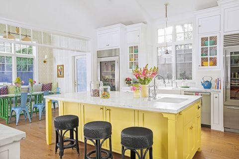 15 Best Kitchen Color Ideas Paint And Color Schemes For Kitchens - Colored-kitchens