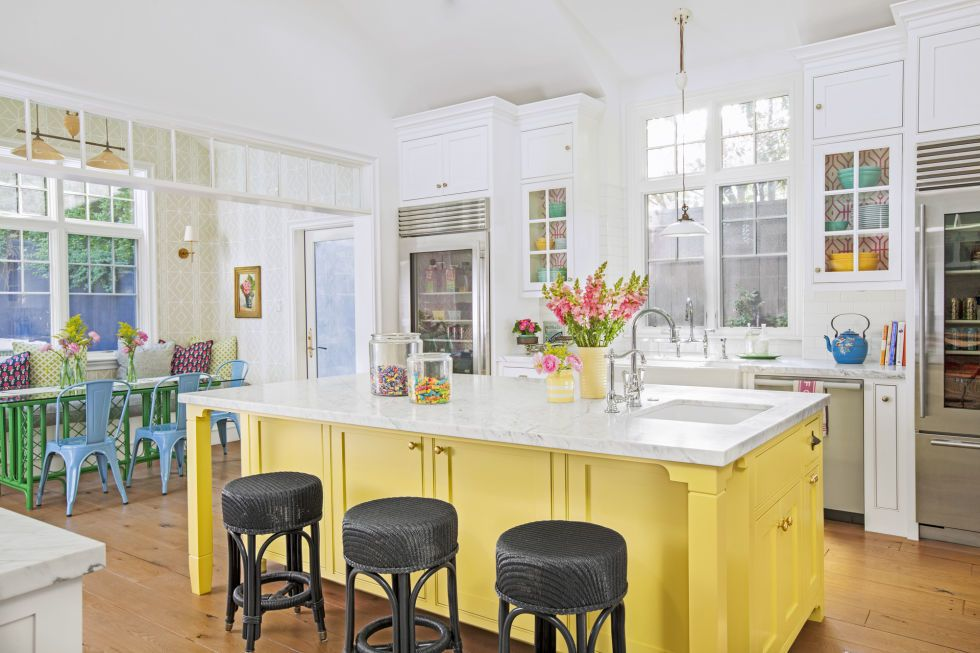 15+ Ways To Add Color To Your Kitchen