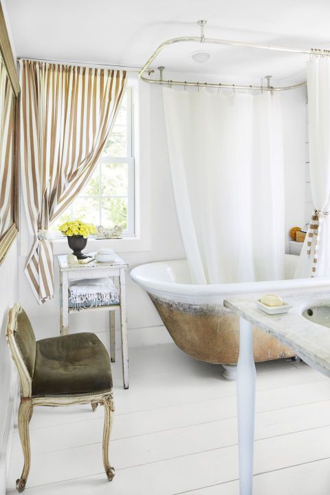 Curtain, White, Interior design, Room, Furniture, Property, Window treatment, Floor, Table, Suite,