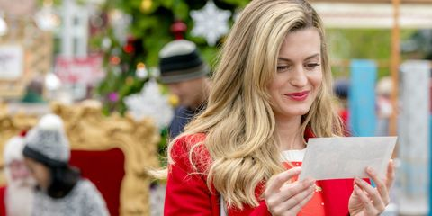 hallmark channel - Hallmark Christmas Commercial