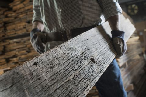 Where to Buy Reclaimed Wood - Places to Buy Salvaged Wood
