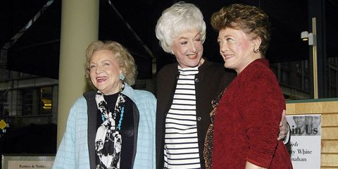 Betty White and Bea Arthur's F...