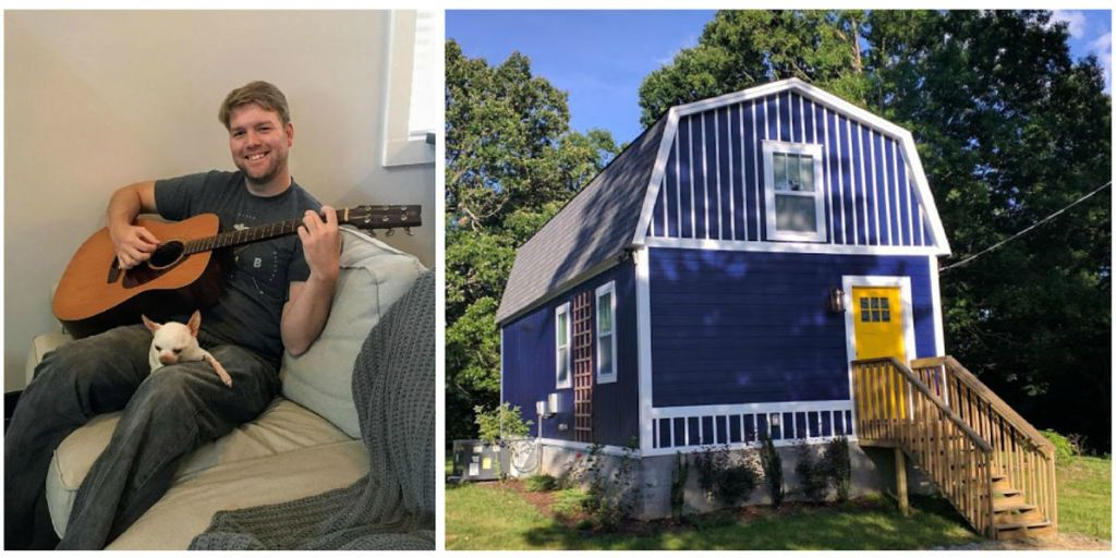 """I Wanted to Live In a Tiny House But I'm 6'4""""—So I Came Up With a Better Idea"""