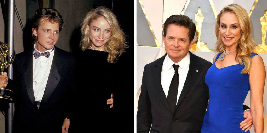Michael J Fox And Tracy Pollan S 30 Year Marriage