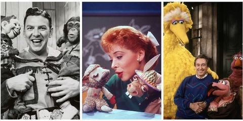 popular children's shows through the years