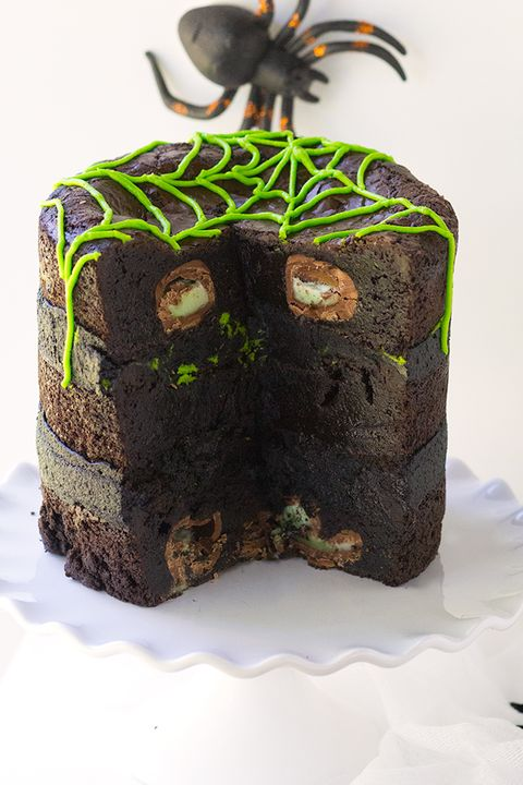 Cake, Chocolate brownie, Baked goods, Chocolate cake, Dessert, Food, Cake decorating, Cuisine, Birthday cake, Torte,