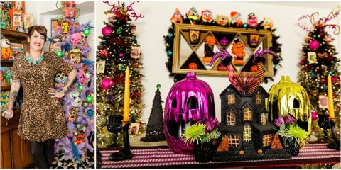 for years the blogger behind jenniferperkinscom and online craft show host for the diy network and hgtv has loved decorating - Queen Christmas Decorations