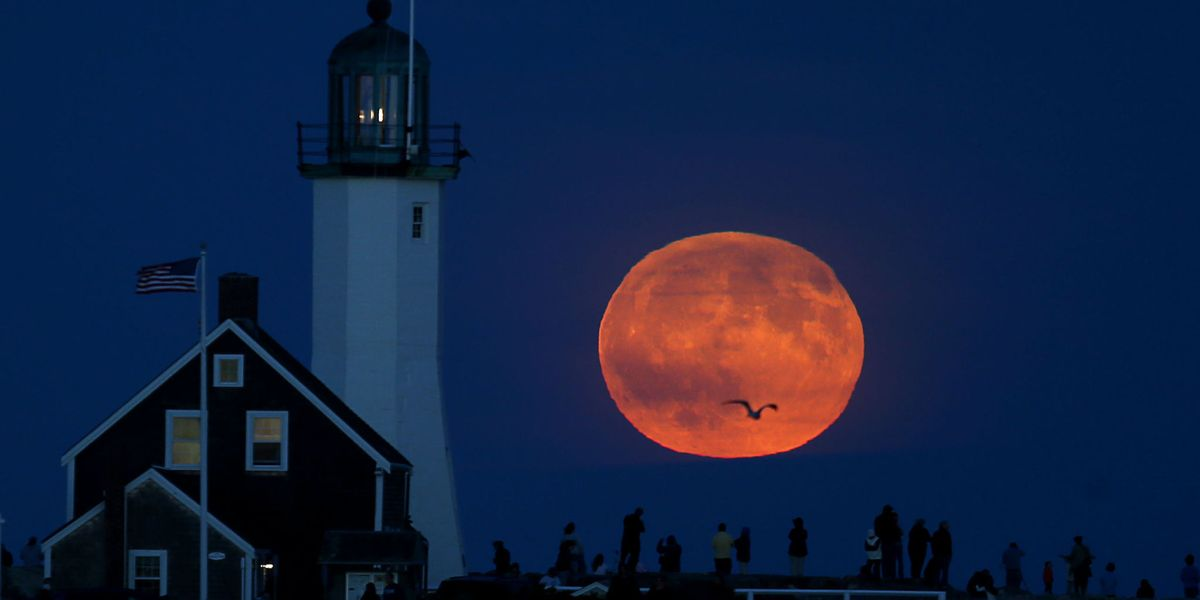 Here S Why This Year S Harvest Moon Will Be So Special