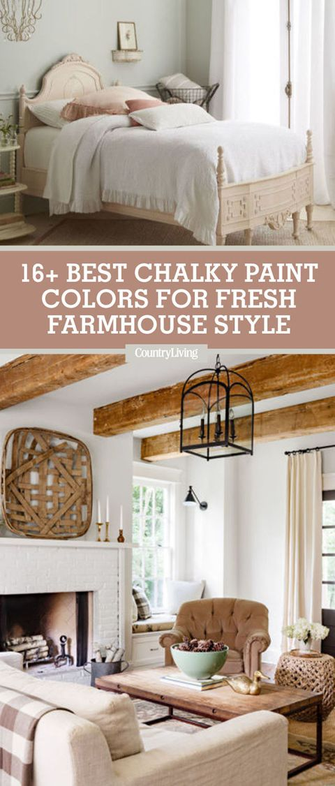 16 Best Chalk Paint Colors For Furniture