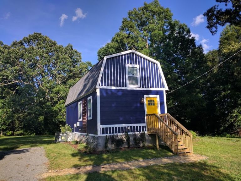 When Nashville Rents Skyrocketed, I Decided To Build My Own Tiny House