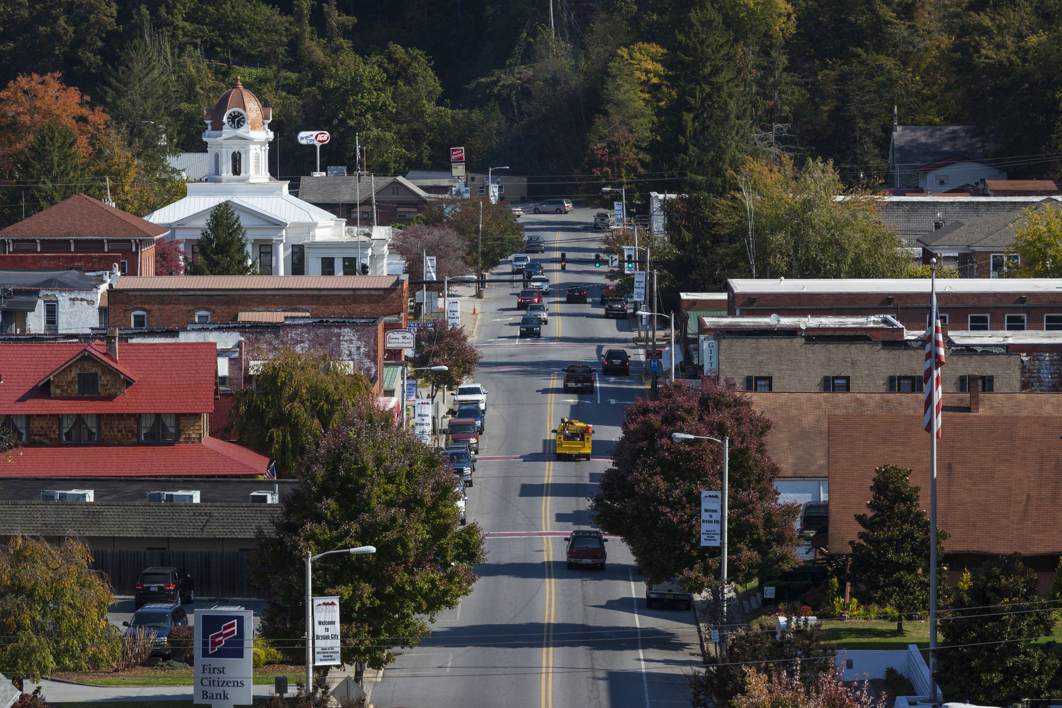 15 Best Small Towns in North Carolina - Great Small Towns to