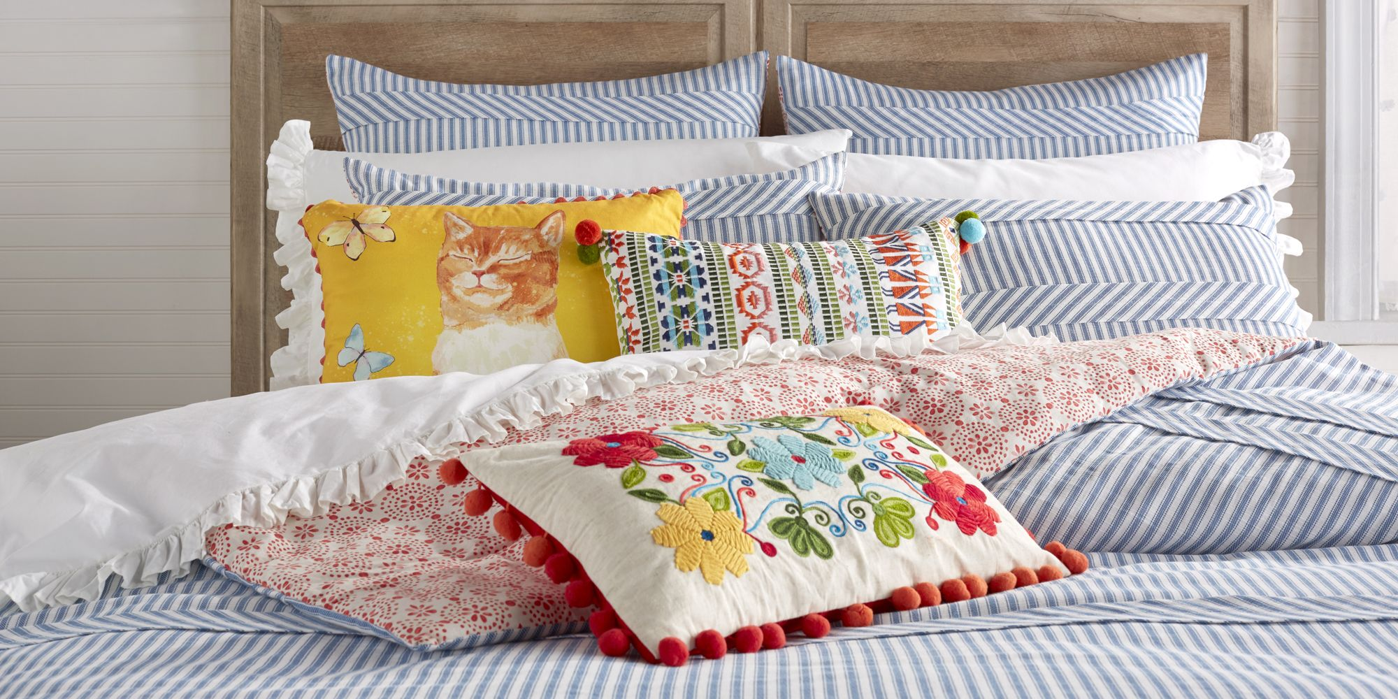 Pioneer Woman Bedding Collection at Walmart