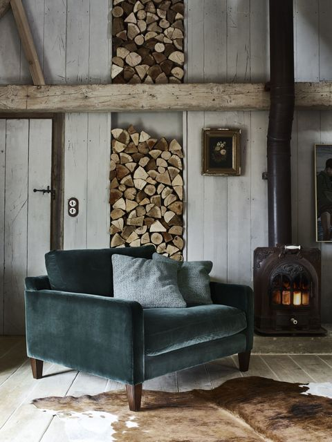 Why You Should Never Store Firewood Indoors No Matter How