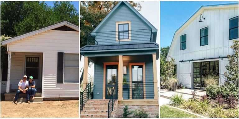 Most Popular Homes On Fixer Upper Chip And Joanna Gaines