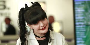 Pauley Perrette in NCIS