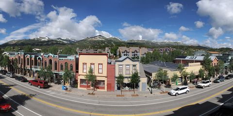 15 Best Small Towns in Colorado - Affordable Small Mountain Towns to