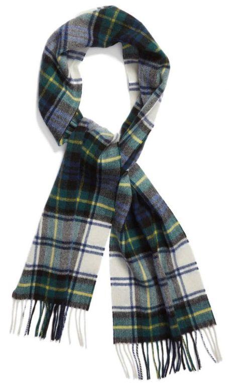 Plaid, Tartan, Clothing, Pattern, Scarf, Green, Textile, Design, Wool, Stole,