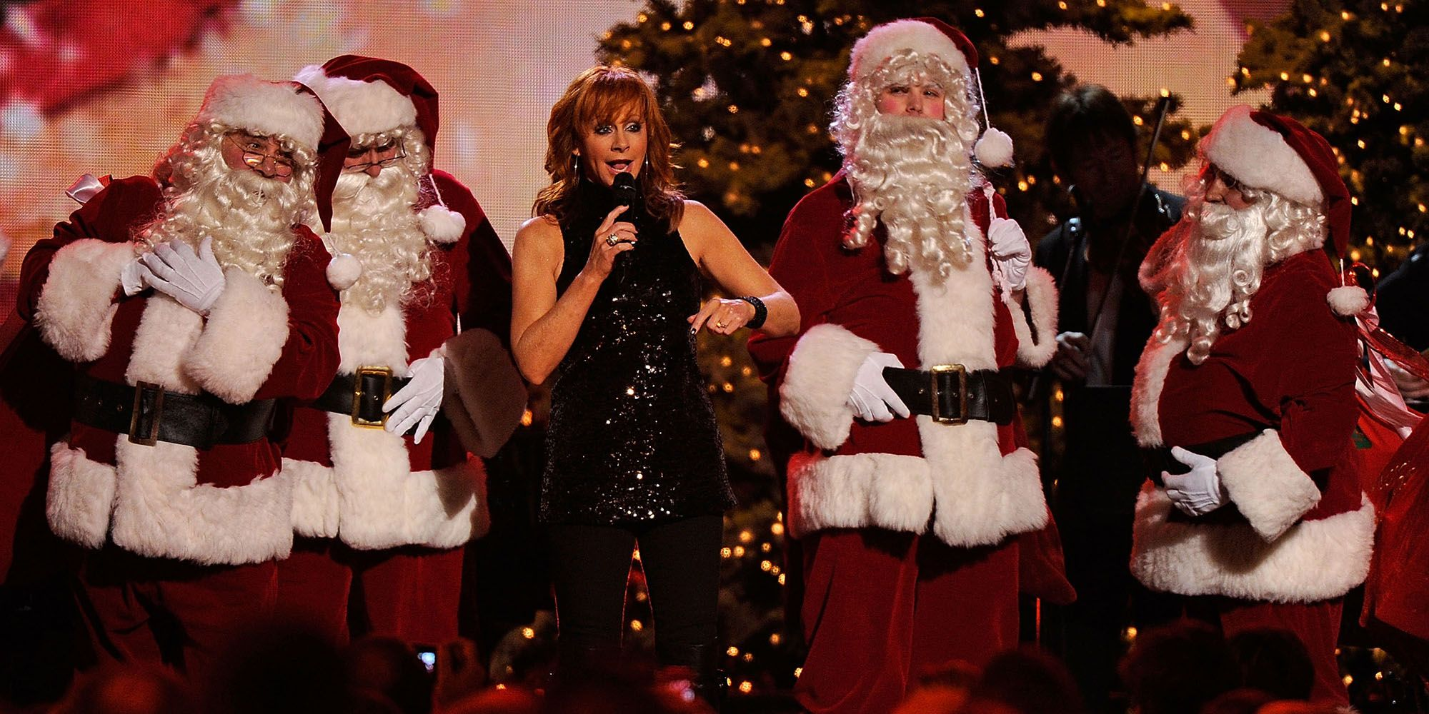 What To Expect From The CMA Country Christmas Special 2017 - When Is ...