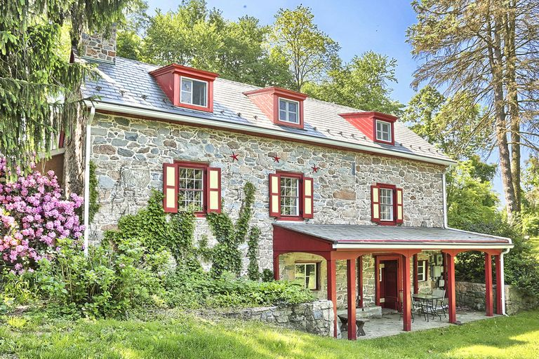 Stately Stone Homes For Sale Historic Stone Home Real