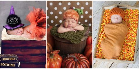 Pumpkin, Orange, Calabaza, Winter squash, Knit cap, Crochet, Toddler, Child, Leaf, Headgear,