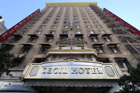50% Preis am besten bewertet neuesten populärer Stil The Creepy History of the Cecil Hotel in Los Angeles - The ...