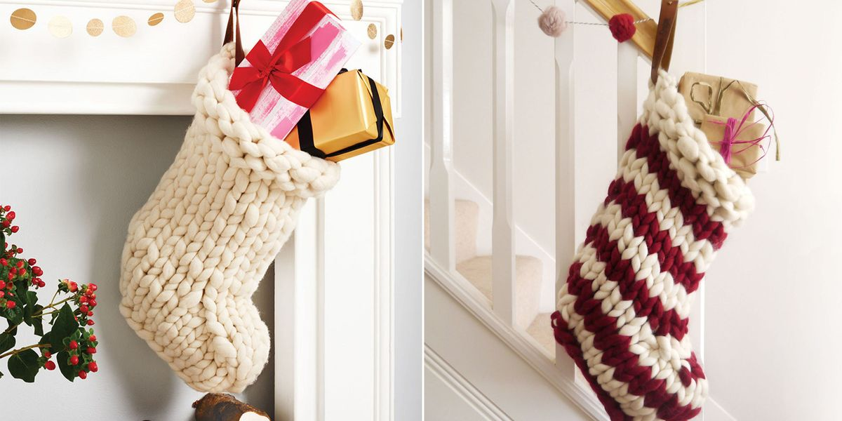 Chunky Knit Stockings You Need This Christmas