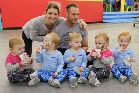 The Busby Family From Outdaughtered Gave Out 75 000
