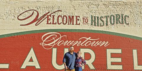 Laurel Mississippi Home Town Filming Location