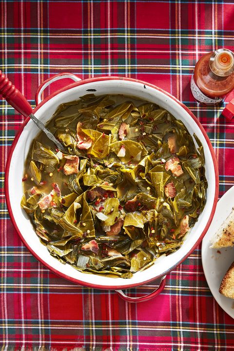braised greens recipe