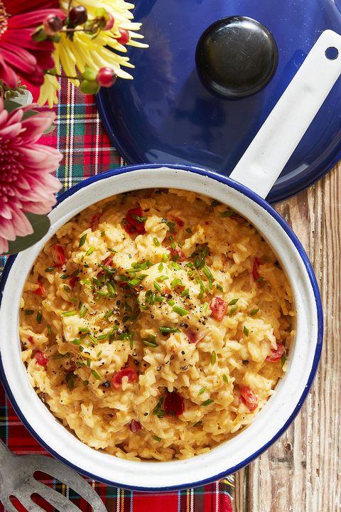 cheesy rice recipe