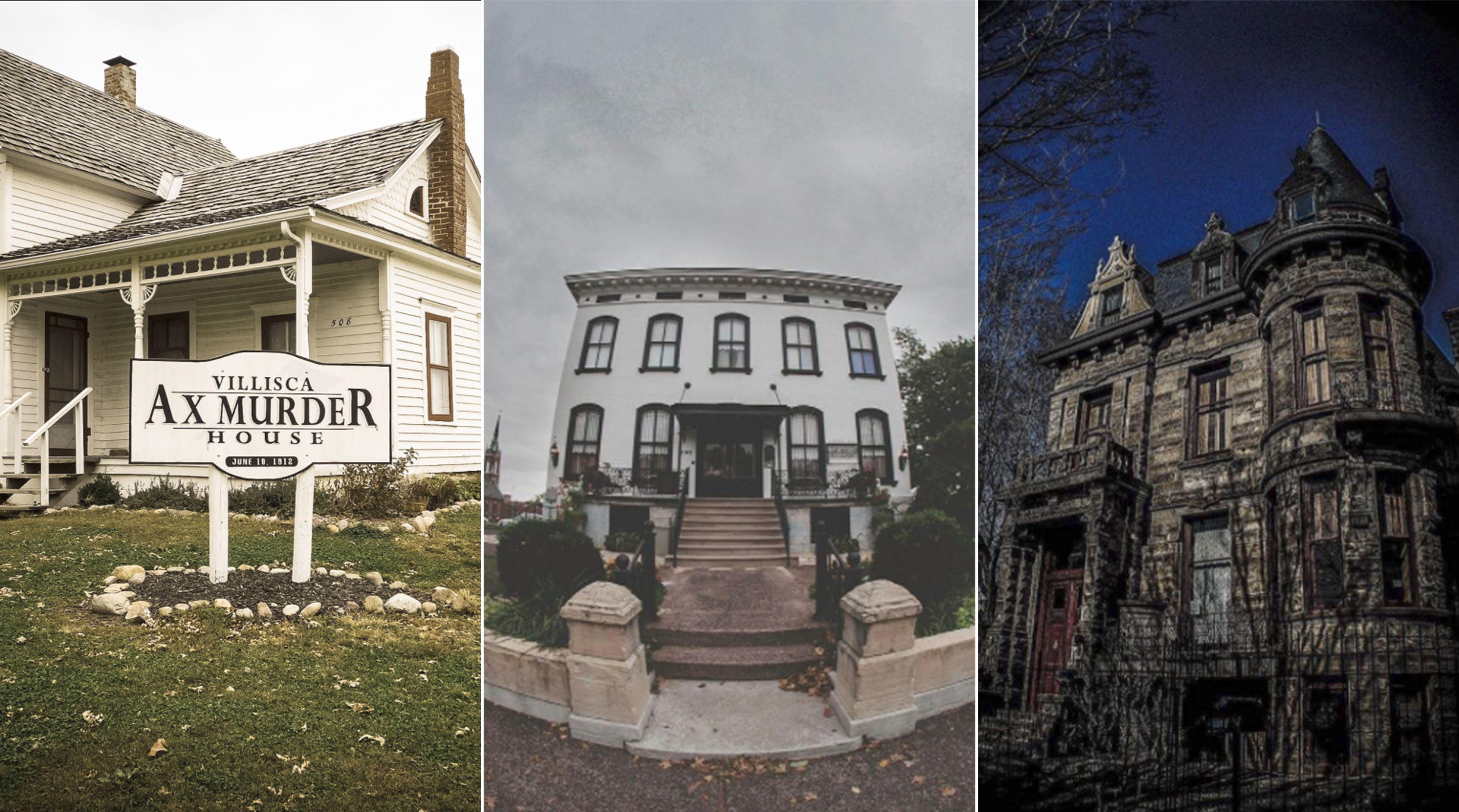13 Creepy Houses In America Murder Houses
