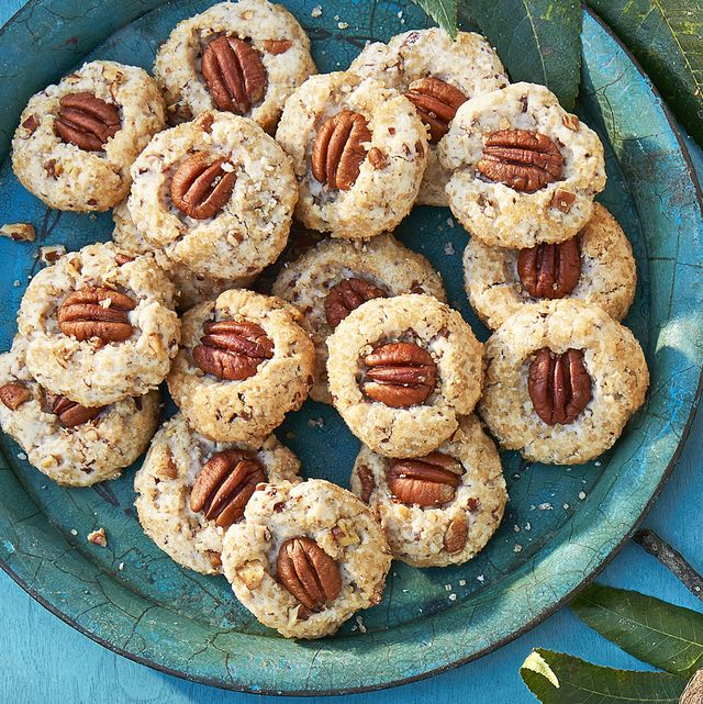 pecan shortbread cookie recipe