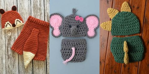 bd1593d69 13 Crocheted Baby Halloween Costumes - Cutest Crocheted and Knitted ...