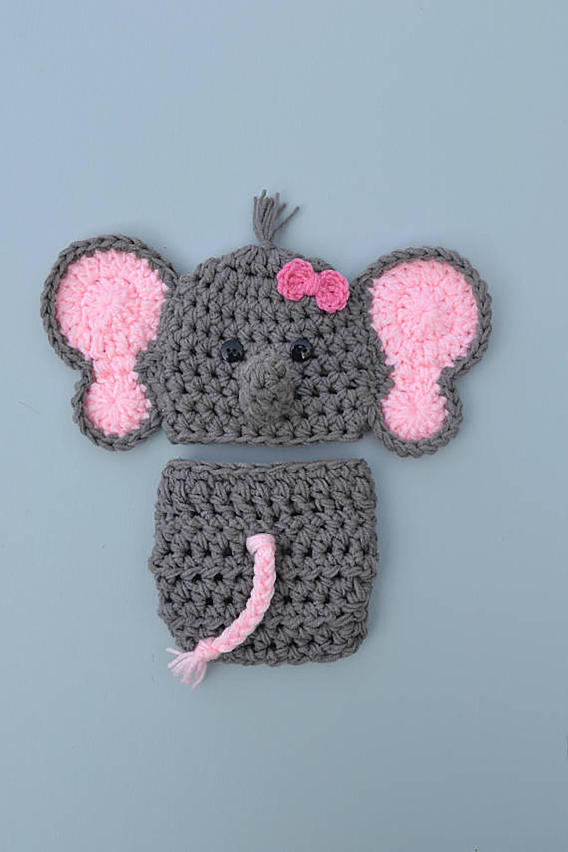 11 Free Crochet Elephant Patterns | 3000x2000